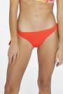 Braga bikini brasileña Living Coral