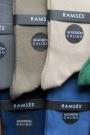 Calcetín de algodón para hombre de Ramses