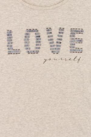 Camiseta LOVE YOURSELF mujer