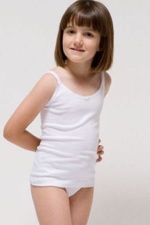 Camiseta de tirantes de niña de Rapife