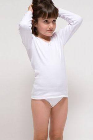 Camiseta de manga larga de niña de Rapife