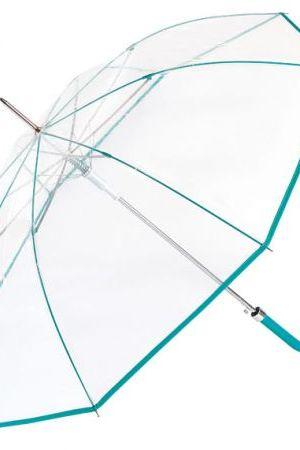 Paraguas transparente de Clima