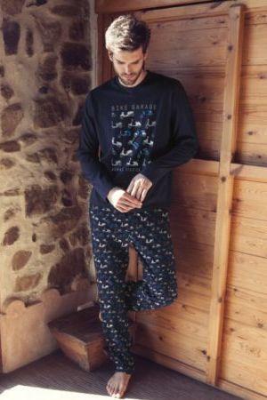 Pijama motos de Admas