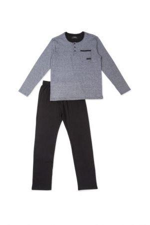 Pijama de punto de Losan