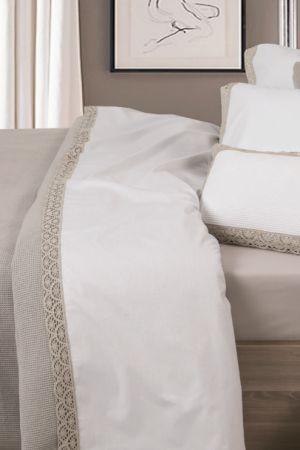 Juego de sábanas de algodón