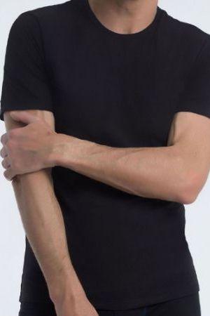 Camiseta básica manga corta de Losan