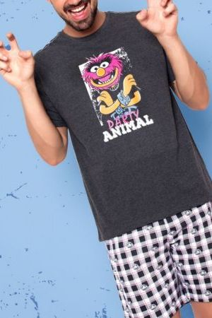 Pijama Animal Crossed de Disney
